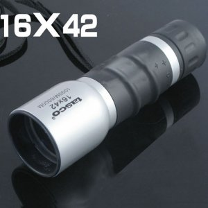 16X40 Monocular Telescope 40mm Caliber